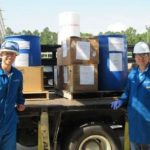 LyondellBasell Creates And Donates Hand Sanitizer To Two Texas Counties In Need