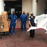 LyondellBasell Channelview Site Donates PPE to Houston Methodist Baytown Hospital