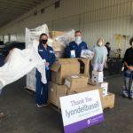 Corpus Christi Complex Donates PPE to CHRISTUS Spohn Shoreline Hospital as Part of 40th Anniversary
