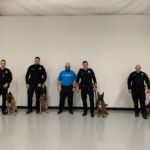 Pasadena Police Department Conducts K-9 Training at Houston Refinery