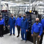 LyondellBasell, San Jacinto College celebrate completion of Glass Distillation Lab