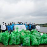 LyondellBasell Volunteers Focus Global Care Day Activities on Sustainability